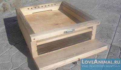 Немецкая технология высокого дна в пчеловодстве